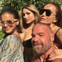 """Bruna Marquezine e Sasha Meneghel curtem piscina com Sabrina Sato: """"Musinhas"""""""