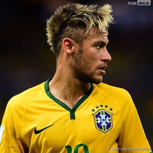 """Neymar Jr. quentrar jogar na final da Copa do Mundo no Brasil: """"Quero muito estar com todos no próximo domingo dentro do Maracanã"""""""