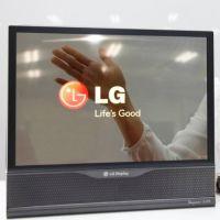 LG apresenta telas transparentes e flexíveis para TVs