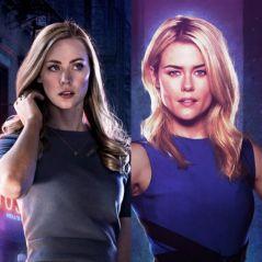 """De """"Os Defensores"""": Karen Paige e Trish Walker se encontram em novo teaser da série!"""