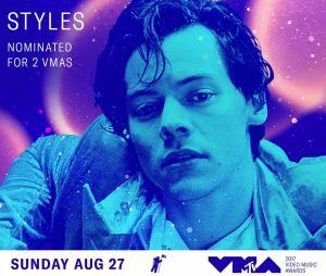 O integrante do One Direction, Harry Styles lançou álbum novo e concorre em duas categorias no VMA 2017