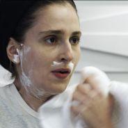 """Novela """"A Força do Querer"""": Ivana começa a fazer barba e Joyce surta!"""
