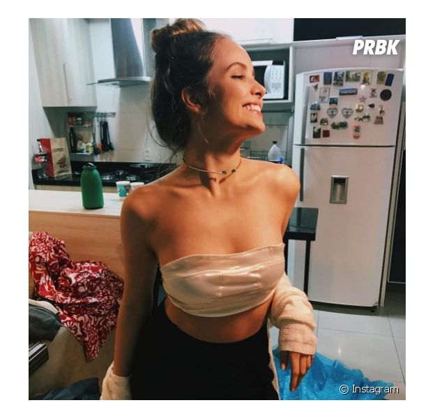 Giovanna Chaves posta foto no Instagram e fãs suspeitam de mudança na cor do cabelo