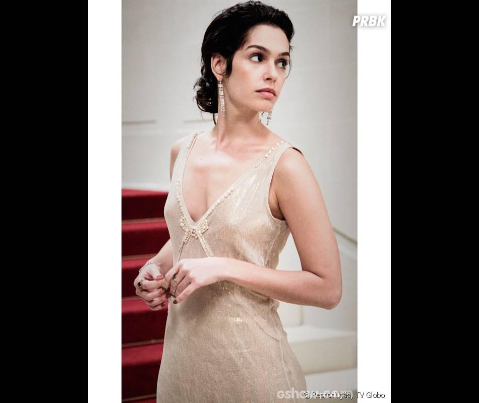 """Maria Flor também está na trama de """"O Rebu"""" e viverá a personagem Camila, dona de um coração quebrado"""