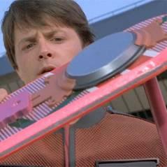 """Skate voador de """"De Volta Para o Futuro"""" vai a leilão"""