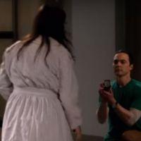 """Em """"The Big Bang Theory"""": na 10ª temporada, Sheldon pede Amy em casamento!"""