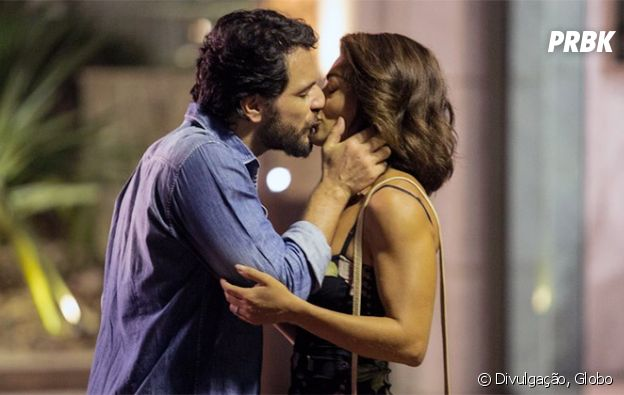 """Em """"A Força do Querer"""", Bibi (Juliana Paes) poderia casar com Caio (Rodrigo Lombardi)"""