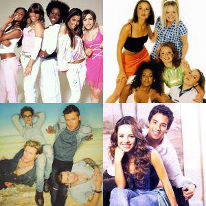 Rouge, Spice Girls, McFly e outros grupos que todo mundo quer de volta!
