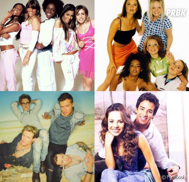 Rouge, Sandy e Jr e Spice Girls: confira esses e outros grupos que a gente ia amar se voltassem
