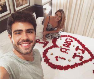 Juliana Paiva e Juliano Laham não estão mais juntos, segundo publicação