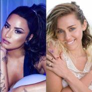 """Demi Lovato com """"Tell Me You Love Me"""" ou Miley Cyrus com """"Younger Now"""": qual álbum é o melhor?"""