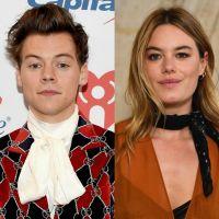 Harry Styles namorando modelo da Victoria's Secret? Cantor é visto em jantar romântico