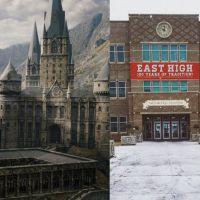 Hogwarts, East High School e outros colégios fictícios que você já sonhou estudar!