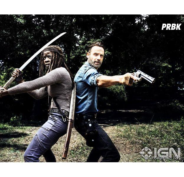 """Em """"The Walking Dead"""", 9ª temporada já está toda planejada"""