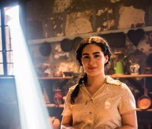 """Lívian Aragão interpreta Angélica na novela """"Tempo de Amar"""", da Globo"""