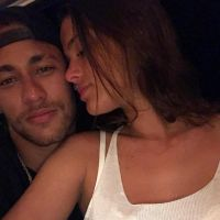 "Neymar Jr. se declara para Bruna Marquezine no ""Lady Night"", com Tatá Werneck!"