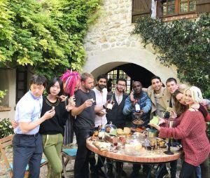 """De """"Sense8"""": elenco se reúne para gravar episódio final"""