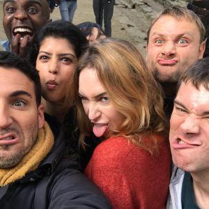 """De """"Sense8"""": sem Alfonso Herrera, elenco começa a gravar o episódio especial!"""