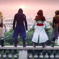 "Videogames na vida real: ""Assassin's Creed Unity"" + parkour + cidade grande"