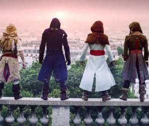 """Vídeo produzido pelo time do Supertramp que mostra """"Assassin's Creed: Unity"""" na vida real"""