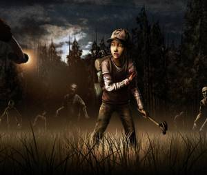 "O jogo de ""The Waling Dead"" vai ter terceira temporada"