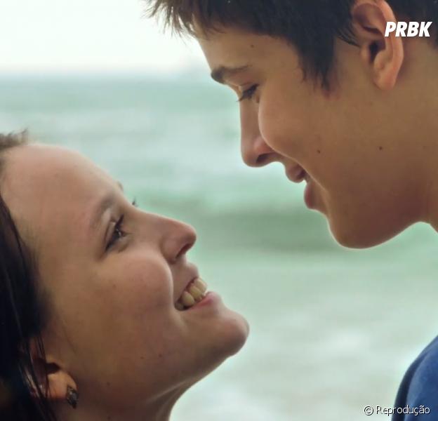89d706315c348 Larissa Manoela e João Guilherme serão o casal Malu e Nando em
