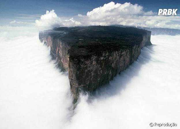 """Monte Roraima é o cenário da novela """"Império"""""""