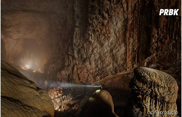 A maior caverna do mundo!