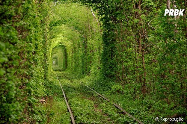 O Túnel do Amor ucraniano