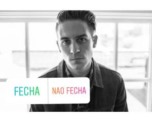 Após enquete no Instagram, João Guilherme decide fazer dreads no cabelo