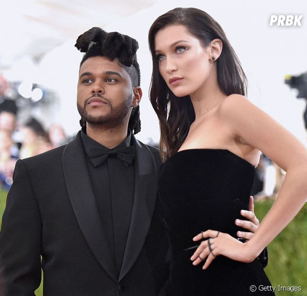 The Weeknd e Bella Hadid são vistos juntos, de acordo com revista!