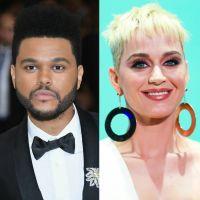Katy Perry é vista jantando com The Weeknd, ex-namorado de Selena Gomez!
