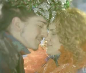 """Será que o casamento na verdade é duplo e será de Nando (Johnny Massaro) e Gina (Paula Barbosa) junto com Juliana (Bruna Linzmeyer) e Zelão (Irandhir Santos) em """"Meu Pedacinho de Chão""""?"""