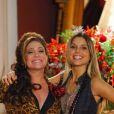 """Em 2009, Flávia Viana atuou em """"Cinquentinha"""", série de Aguinaldo Silva na Globo"""
