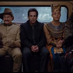 """Em """"Uma Noite no Museu 3"""": Ben Stiller encara clone versão homem das cavernas"""