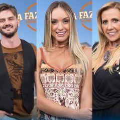 """De """"A Fazenda"""": Marcos, Monick e Rita se enfrentam em roça decisiva nesta segunda (4)"""