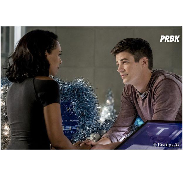 """Em """"The Flash"""", Barry (Grant Gustin) é incriminado por algo que não cometeu!"""