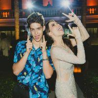 Giovanna Chaves e João Guilherme tiraram as melhores fotos nos 16 anos da atriz!