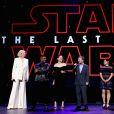 """Em """"Star Wars - Os Últimos Jedi"""": personagem talvez volte ao filme"""