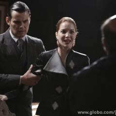 """Em """"Joia Rara"""": Silvia surta, grita e faz barraco no tribunal!"""