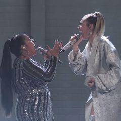 """Miley Cyrus canta """"Wrecking Ball"""" em final do """"The Voice US"""", após falar mal da canção!"""