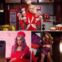 "Pabllo Vittar, Aretuza Lovi e Gloria Groove gravam clipe de ""Joga Bunda"". Veja fotos!"