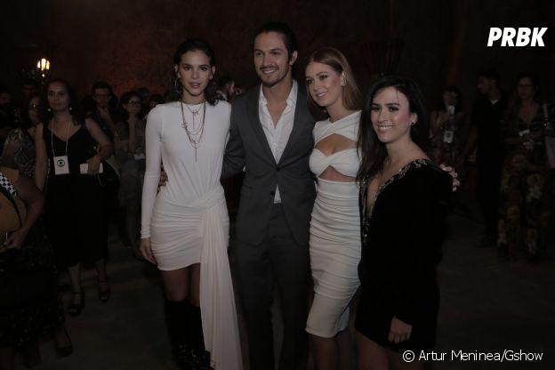 """Marina Ruy Barbosa e Bruna Marquezine são alguns dos destaques do elenco de """"Deus Salve o Rei"""""""