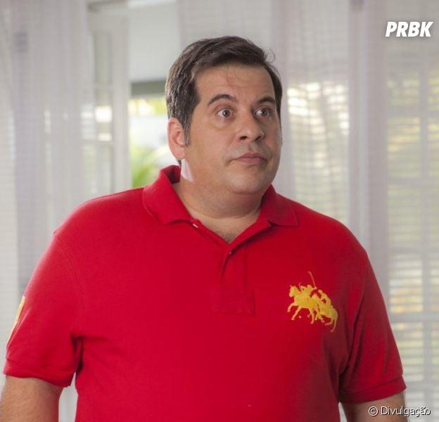 """Leandro Hassum é o protagonista da comédia """"Vestido pra Casar"""""""