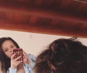 Larissa Manoela e Leo Cidade matam a saudade após viagem