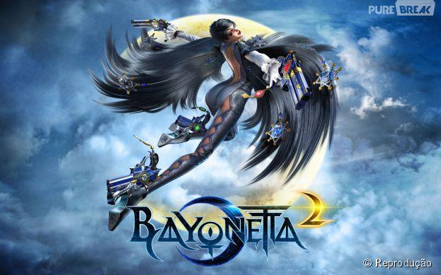 """""""Bayonetta 2"""" é o exclusivo para Wii U que chega em outubro"""