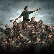 """De """"The Walking Dead"""": final da série já é discutida por roteiristas, diz presidente da AMC"""