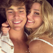 "Bruno Montaleone fala sobre namoro com Sasha Meneghel: ""Estou muito feliz"""