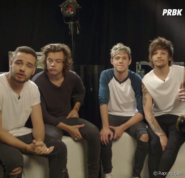 """Turnê do One Direction """"Where We Are"""" vai passar nos cinemas brasileiros em outubro"""
