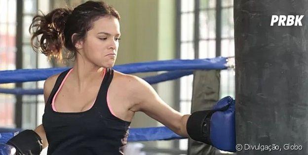 """Bruna Marquezine era lutadora em """"I Love Paraisópolis"""""""